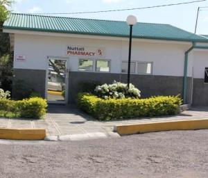 Nuttall Memorial Hospital
